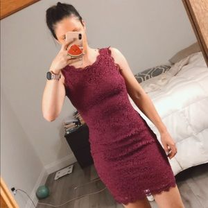 NWT Berydress lace cocktail dress.